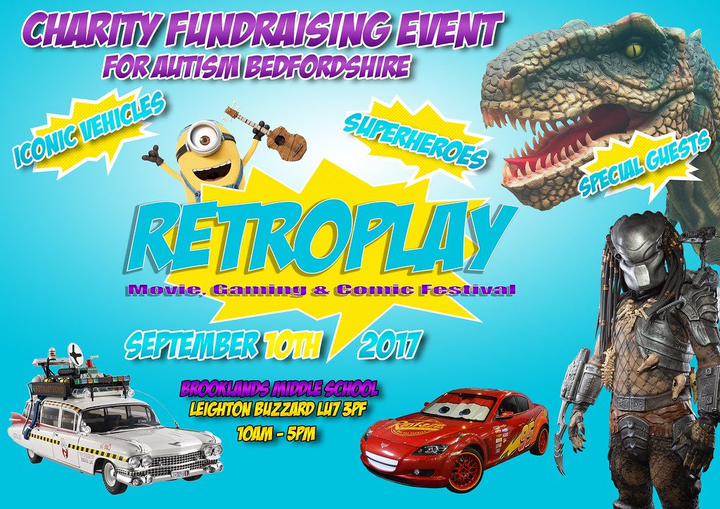 Sponsoring the Retro Play Festival